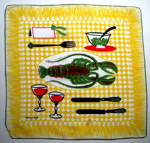 The Handkerchief as Alter Ego