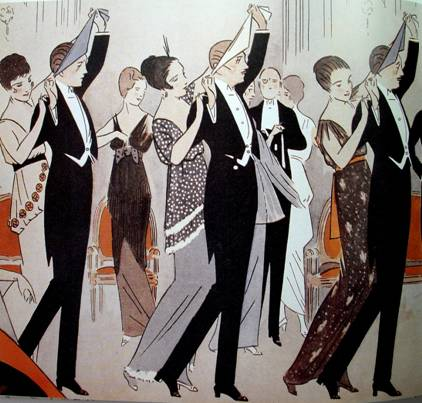 The Handkerchief Dance