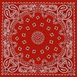 Red Bandana | Handkerchief Heroes